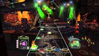 Amon Amarth - Warriors Of The North Guitar Hero Custom