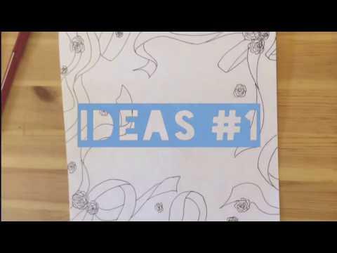 4 decorative pages border ideas