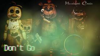 [Music box Cover] Five Nights at Freddy's 3 - Don't Go