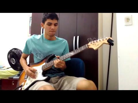 Second Walk - John Frusciante - Guitar Cover