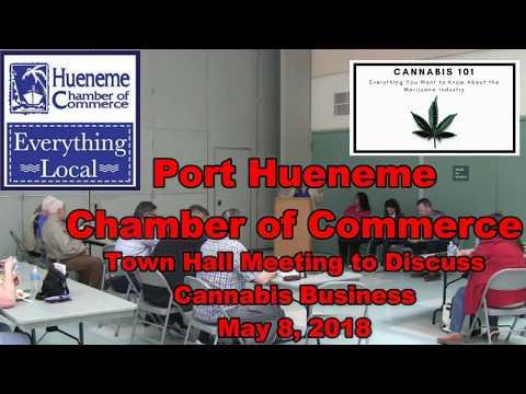 180508 Hueneme Chamber of Commerce - Cannabis 101