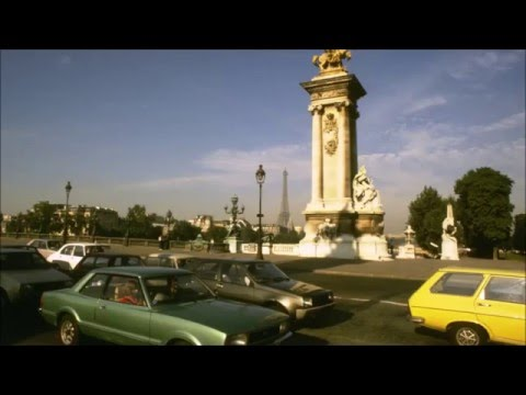 Paris - SlideShow With Relaxing Classical Music