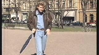 Ari Klem - Sademies musiikkivideo