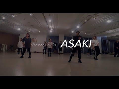 【Rei】ASAKI   HIPHOP   Jaysean Ft. Davido - What you want