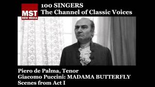 100 Singers - PIERO DE PALMA