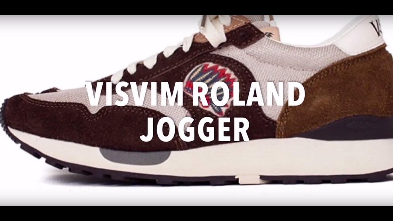 VISVIM ROLAND JOGGER   SNEAKER NEWS - YouTube 3f4e8a197