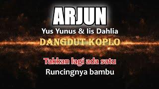 ARJUN - Karaoke dangdut koplo (COVER) KORG Pa3X