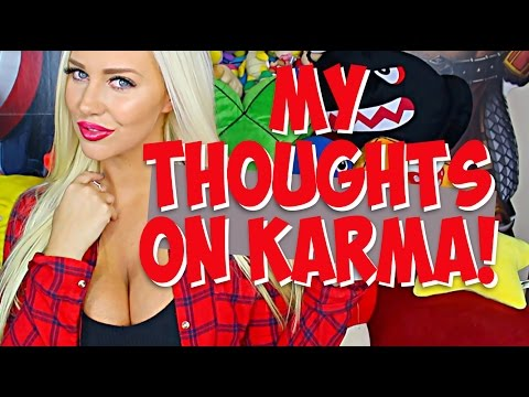 MY THOUGHTS ON KARMA! - ???