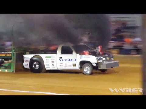 Wagler Diesel's Monster Shop Truck!