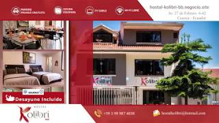 Full HD Hostal Kolibri B&B Clip #1