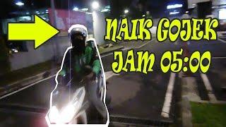 Pengalaman Naik Gojek Jam 5 Pagi di Jogja