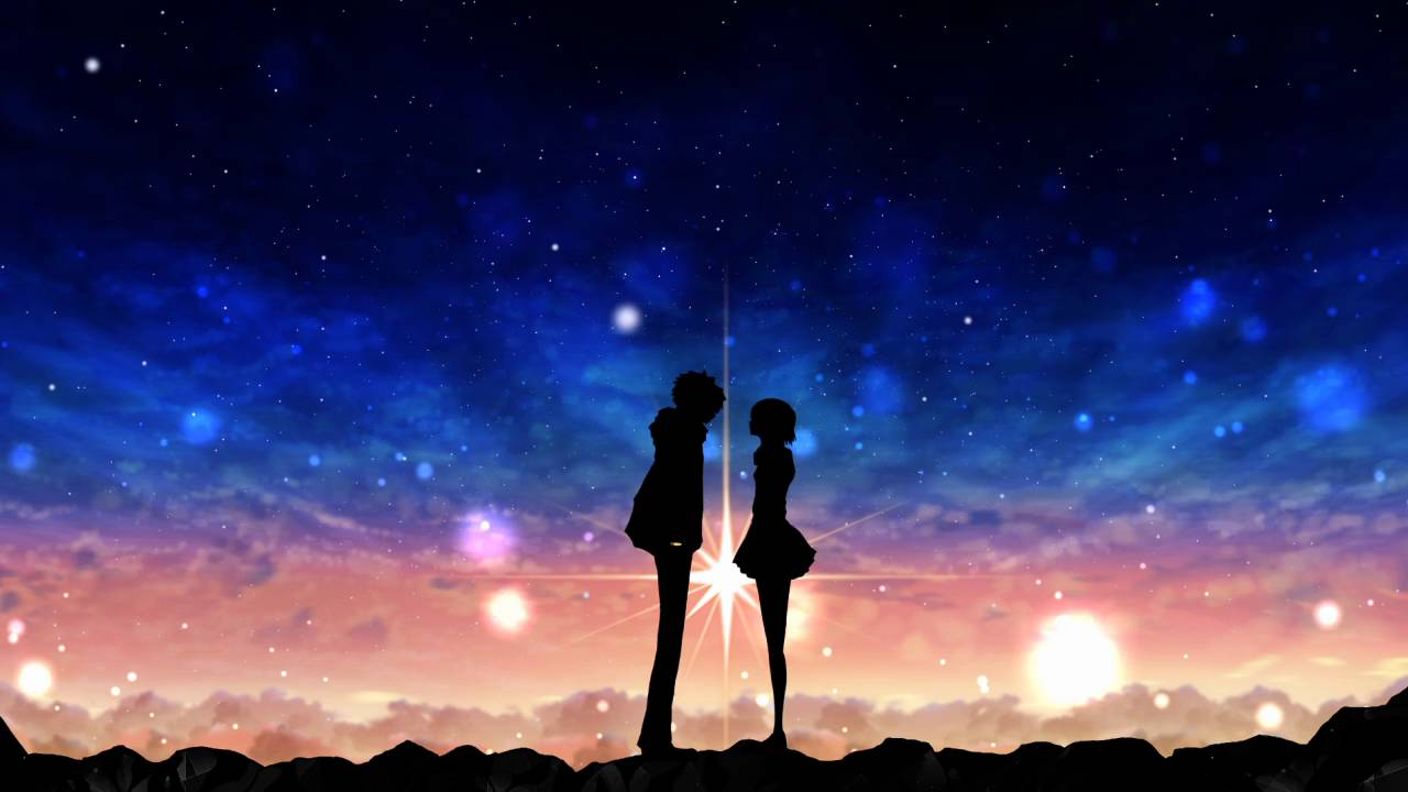 Beautiful Girl Live Wallpaper Hd 【君の名は。】 スパークル / Radwimps Cover By天月 Youtube