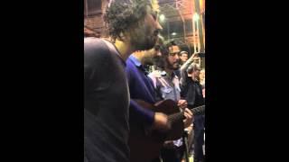 FRERO DELAVEGA - LAURENT LAMARCA- LYON - LE COEUR ELEPHANT -2/04/16