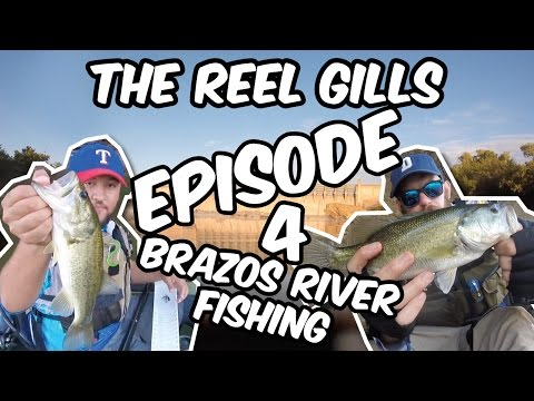 Episode 4: Brazos River Fishing (8 MILE FLOAT)