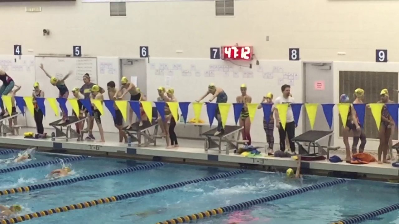 2017 junior olympic swim practice egra waves
