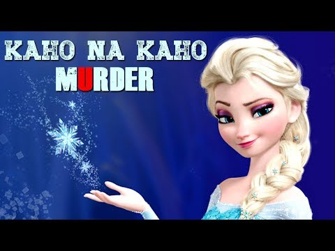 Kaho Na Kaho 💜 MURDER 💜 Frozen Heart Touching Video Song 💜 Barbie Version