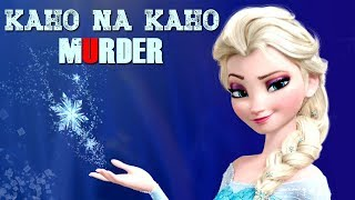 Gambar cover Kaho Na Kaho 💜 MURDER 💜 Frozen Heart Touching Video Song 💜 Barbie Version