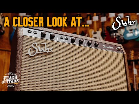 Suhr's NEW Hombre Amplifier - Modern Take on Classic Tone! from YouTube · Duration:  14 minutes 24 seconds