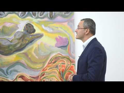 Michael Armitage at White Cube, London.