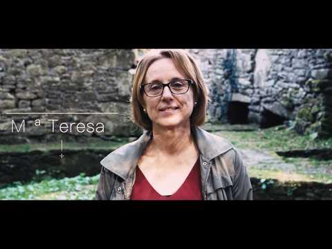 """Mª Teresa Ferreira, sobre a asociación Neira Marcos: """"Marcoume moitísimo"""""""