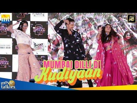 Mumbai Dilli Di Kudiyaan Song Dance | Student Of The Year 2 | Tiger Shroff, Tara & Ananya