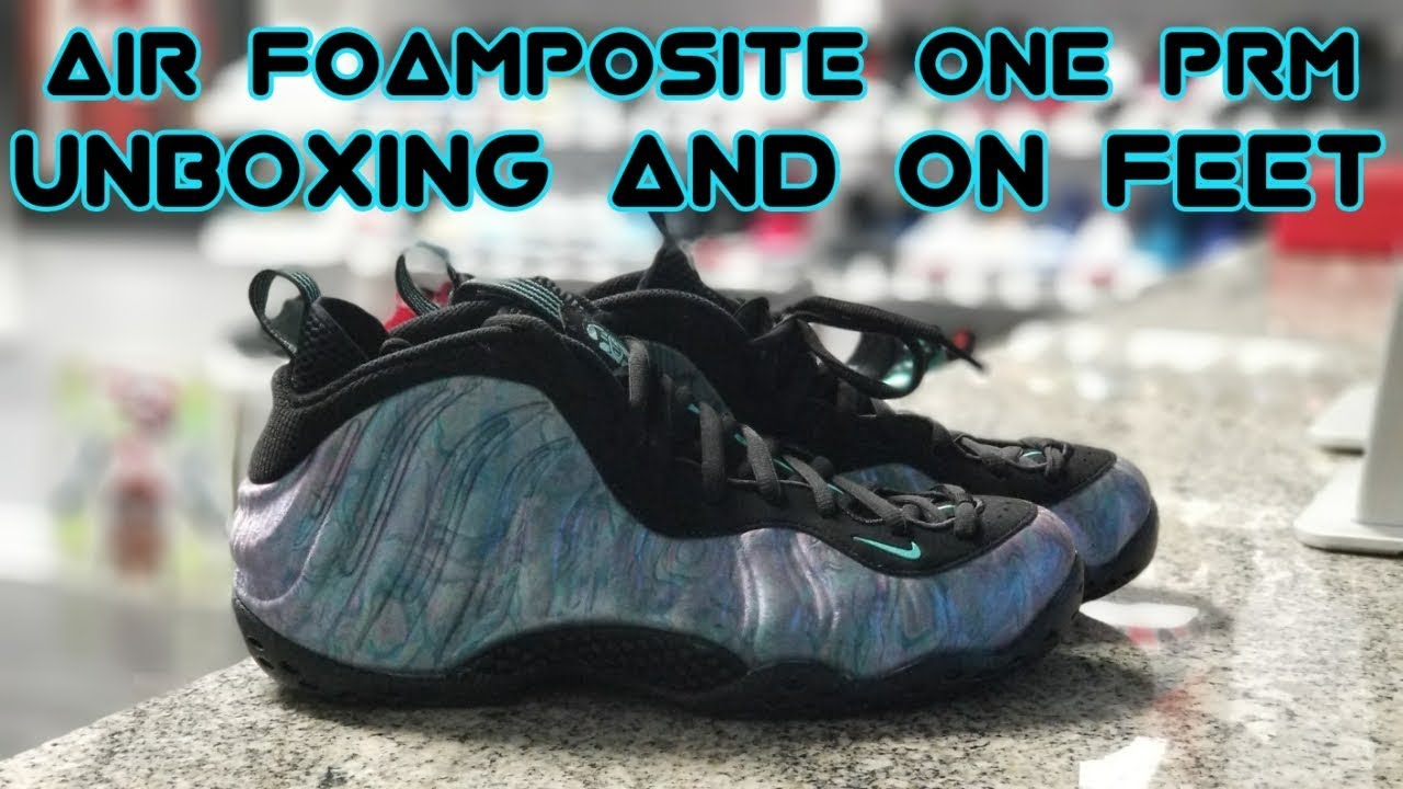 c0231145f42 AIR FOAMPOSITE ONE PRM