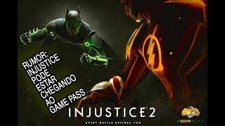 #RUMOR !! INJUSTICE 2 PODE ESTÁ CHEGANDO AO XBOX GAME PASS
