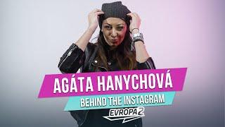 AGÁTA HANYCHOVÁ - Pomohla jsem Rytmusovi a Agátu Prachařovou nikdo nezná |ROZHOVOR|