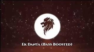 Rajal Barot Ek Danta | Gujrati Song | Bass Boosted
