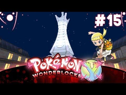 """""""REWIND"""" Pokémon Y WonderLocke  Ep.  15"""