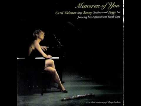 Carol Welsman - Memories of You