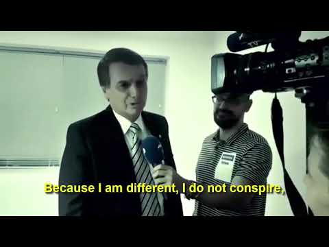 WHO IS THE BRAZILIAN CONGRESSMAN JAIR BOLSONARO.
