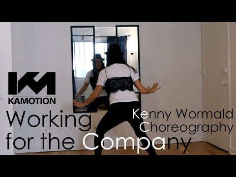 Kenny Wormald Working for the Company - Willy Moon Dance Cover