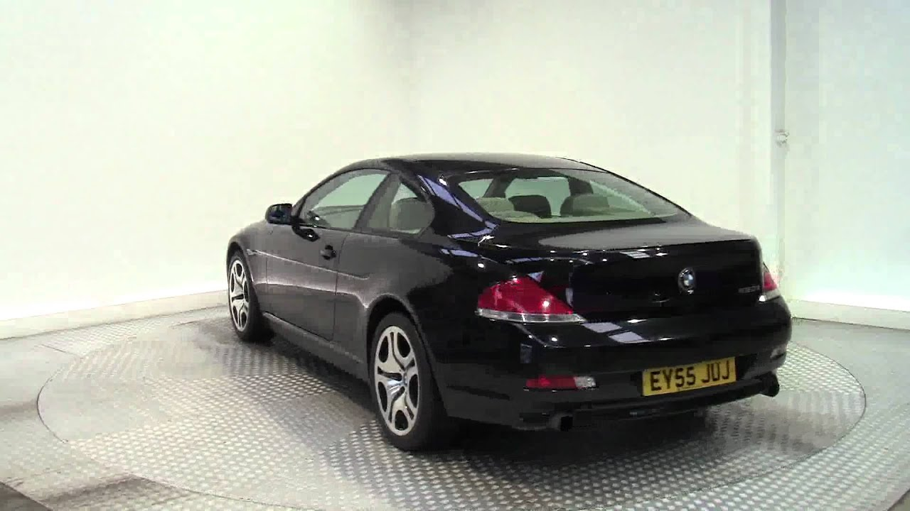 2005 BMW 6 SERIES 630I - YouTube