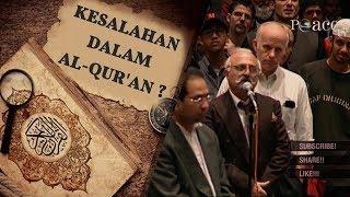 Mencoba Menunjukkan Kesalahan Al-Qur'an 💥 Pria Ini Malah Mendapat Malu || Debat Dr. Zakir Naik