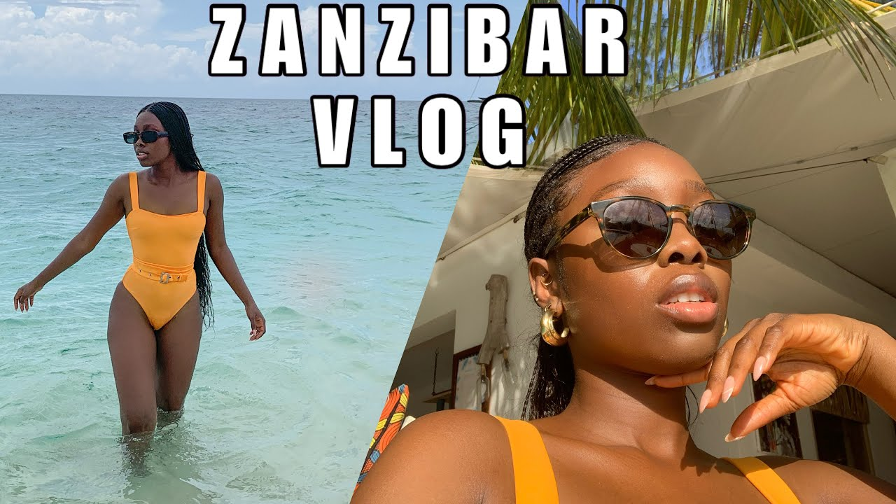 ZANZIBAR VLOG   UNDER THE SEA, IS THIS AFRICA?