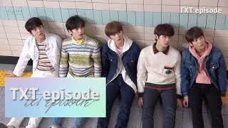[EPISODE] TXT (투모로우바이투게더) '꿈의 장: STAR' Jacket shooting sketch