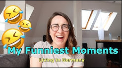 American Living In Germany - My Funniest Moments In Germany