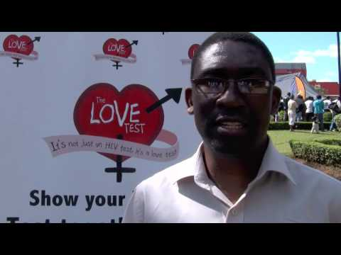 PSI Swaziland - Love Test