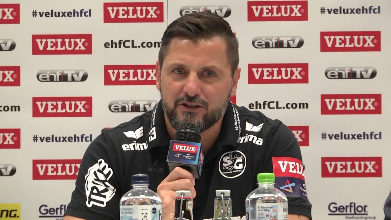 Pressekonferenz SG - Barcelona