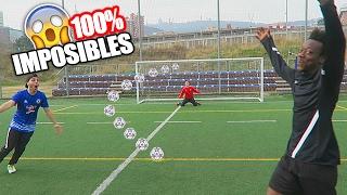 PENALTIS 100% IMPOSIBLES - FUTBOL CHALLENGE [La Elite] thumbnail
