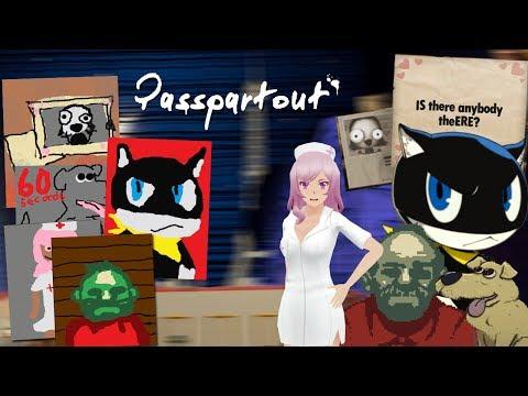 MORE VIDEO GAME MASTERPIECES | Passpartout [2]