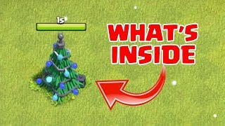 WHAT HAPPENS WHEN U REMOVE CHRISTMAS TREE IN CLASH OF CLANS! | Clash of Clans