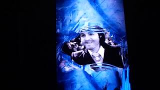 Paul McCartney Out There tour 2014, intro visual