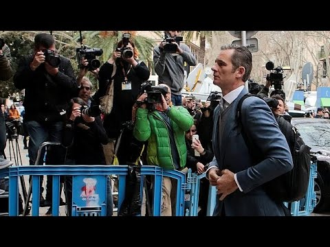 Spain's Urdangarin escapes jail pending appeal
