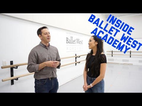 Inside Ballet West Academy