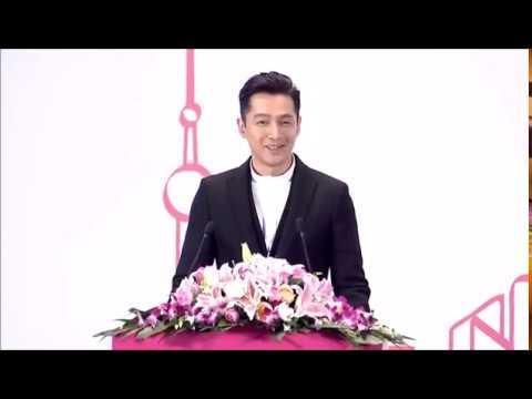 [EngSub] Hu Ge spoke at Shanghai Breast Cancer Rehabilitation Symposium