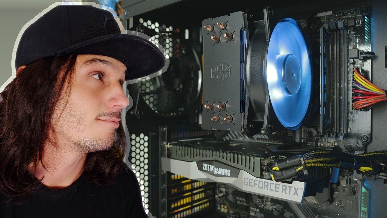 El PC GAMING PERFECTO de Gama Media-Alta (900€/1000€) 2019 | Presupuesto PC Gamer Español
