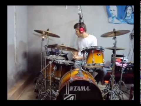 Zero - Smashing Pumpkins drum cover