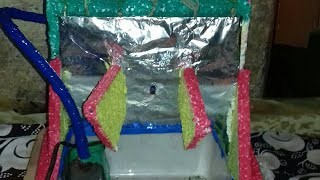 Working model of dam for science exhibition Class 5/6/7/8| With full explanation |#DO IT YOURSELF.
